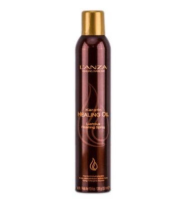 lanza Healing Keratin Oil Finishing spray