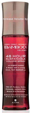 Alterna Bamboo 48 Hour Sustainable Volume spray