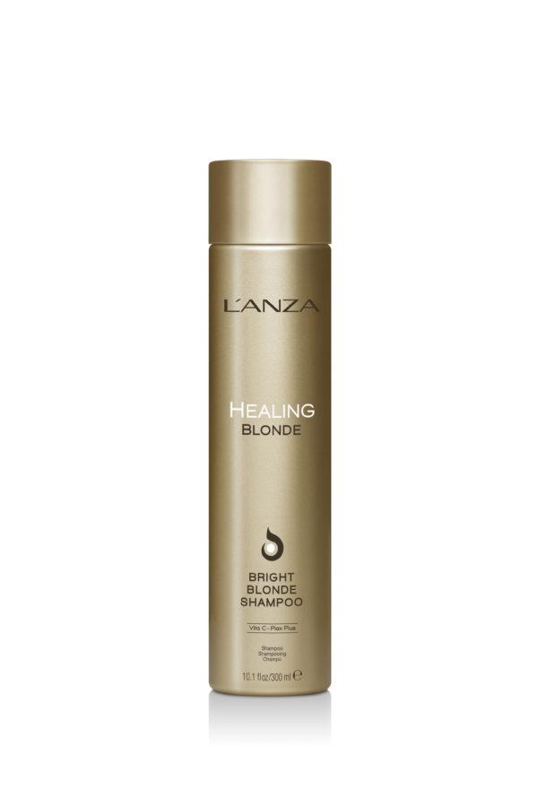 Lanza Healing Bright Blonde shampoo