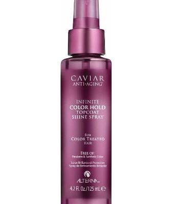 Caviar Infinite Color Hold Topcoat Shine spray 125ml