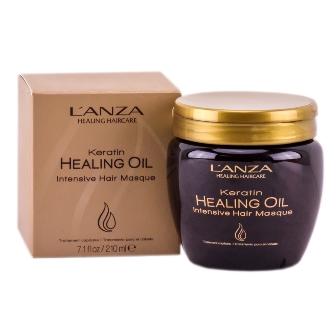 Lanza Healing Keratin Oil masker