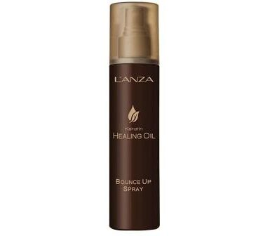Lanza Healing Keratin Oil Bounce Up spray