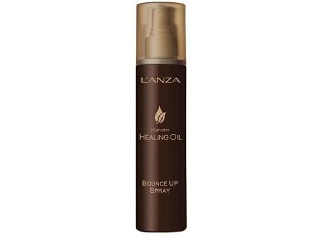Lanza Healing Keratin Oil Bounce Up spray