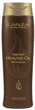 Lanza Keratin Oil Silken Shampoo