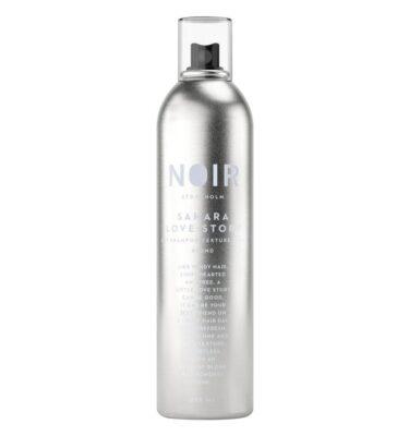 Dry shampoo blond