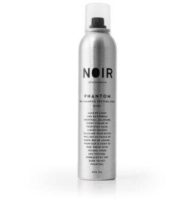 Dry shampoo dark